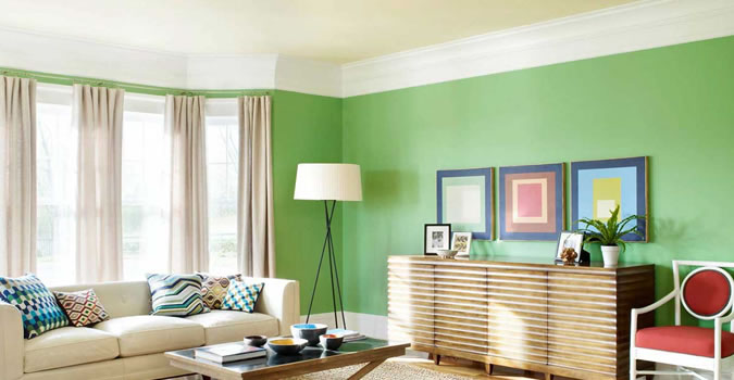 Interior Painting Mountain View