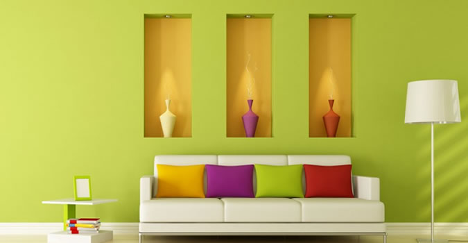 Interior Design Painting in Mountain View